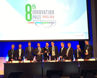 PathMaker Neurosystems named as the recipient of the Universal Biotech Innovation Prize 2016.